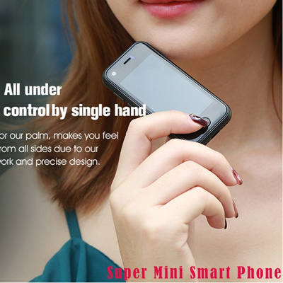 Cute!Super Mini Android Smart Phone SOYES 7S 8S i8 MTK Quad Core 1GB+8GB  5 0MP Dual SIM Cell Mobile