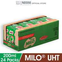 MILO ACTIV-GO RTD 24 Packs 200ml Each
