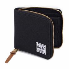 100% Herschel wallet- Walt zip/ Thomas zip
