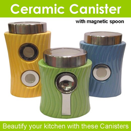 Storage Food Canister