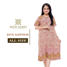 NEW MODELS - Daster Batik / Pakaian Tidur Batik / All Free Size_BEST PRICE