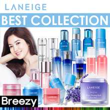 BREEZY ★ [LANEIGE] BEST Water Bank/Basic Care/Perfect Renew/Time Freeze/White Dew/Clear-C/Fresh Calm