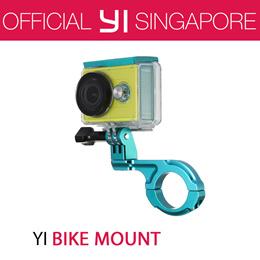 [Official YI Store] YI Bike Mount For YI Action Camera Green Handlebar For Sports Camera