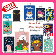 NOV UPDATE💥BUY 1 FREE 1 GIFT ✮High Quality Elastic Luggage Protector Suitcase Cover💥Travel bag