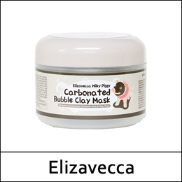 [Elizavecca] ⓑ Elizavecca Milky Piggy Carbonated Bubble Clay Mask 100g
