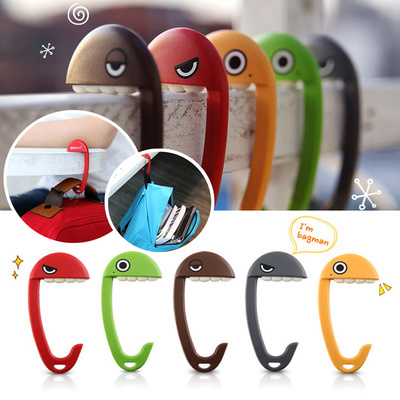 ?Idea Product Bag Man?Creative Bag Hanger Handbag Hook Holder/bag hanger?BAG MAN Deals for only S$14.9 instead of S$14.9