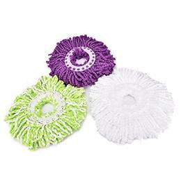 [ABG-HUB] Spin Mop Head Microfiber head ( Economic 3 / 5pcs pack)