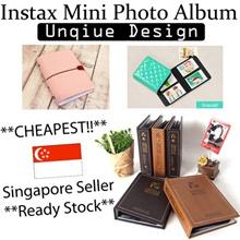 ♥Instax Mini Polaroid Photo Album ♥ For Fujifilm Instax Mini Instant Film 8 7s 25 50s 50