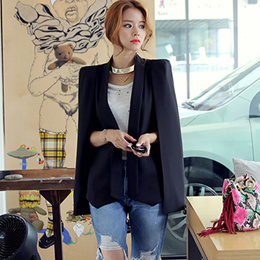 [Special] every day, shawl cloak Korean short paragraph small suit, Ms. Slim was thin temperament sm
