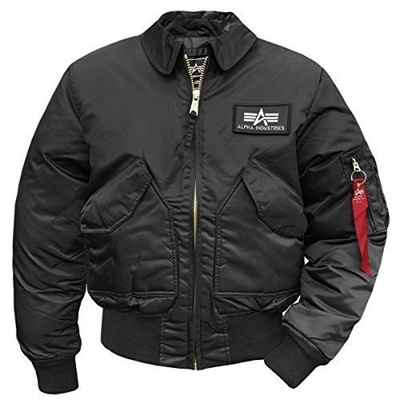 super popular 32e28 3dec0 Direct from Germany - Alpha Industries Fliegerjacke CWU-45 Jacke