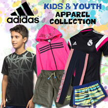 ADIDAS APPAREL COLLECTION FOR KIDS AND YOUTH
