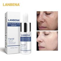 LANBENA透明質酸精華面霜蝸牛精華保濕祛痘治療護膚修復