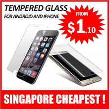 ★CHEAPEST★ $1.10 Tempered Glass Protector ( Clear / Matte / Privacy / Ultra-Violet / Full Coverage)