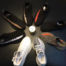 YEEZY 350 Boost V2 Kanye West /NMD Ultra Boost Uncaged Lightweight socks shoes running shoes