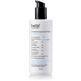 [BELIF]  Oil Control Moisturizer Fresh (125ml) /Face Beauty Whitening [Made in Korea]