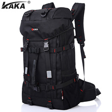 [KAKA] Kaka 55L large capacity bag / travel backpack / travel bag / man and woman sharing bag / large capacity climbing bag / utility bag / exercise bag