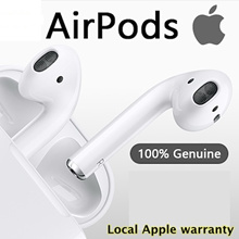 Apple AirPods Wireless headset ★ Local APPLE Warranty★ BEST SELLER