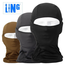 Summer motorcycle helmet liner wind and Sun protective face mask headgear full face riding bikes for