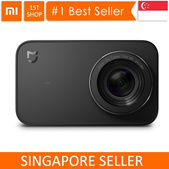 💖LOCAL SELLER💖[Mijia Mini 4k Action Camera] F2.8 4K 30fps Bluetooth Wifi 2.4inch Touch Screen