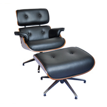 Eames lounge chair / leather lounge chair X6012