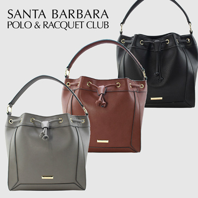 e5bbe1eea9 Brand Mall」- Santa Barbara Polo and Racquet Club Ladies Bucket Bags