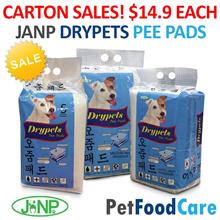 [CARTON OF 6] JANP Drypets Anti-Bacterial Anti-Slip Leakproof Pets Pet Pee Pad Dog Cat Puppy Kitten