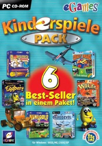Qoo10 - [SOSHOP] eGames Kinderspiele Pack [Direct from Germany