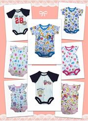 e655cb0bf79d Qoo10 - Romper t-shirt   Baby   Maternity