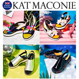 [Special Offers!!] [★KAT MACONIE★] UK Designer Brand Shoes / Keira Knightley Shoes / Launching