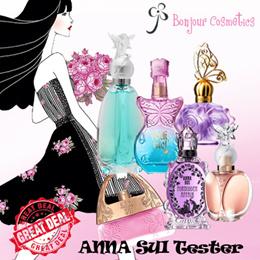 ♥Anna Sui♥ Tester ♥Forbidden Affair ♥Secret Wish ♥La VIE De Bohème ♥Rock Me! Summer of Love ♥Fairy Dance ♥EDT Perfume