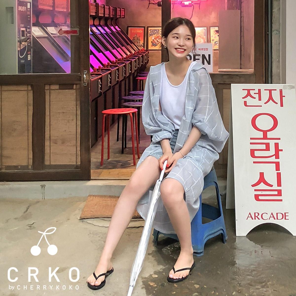 [CHERRYKOKO官方旗艦店] 長版外套 / acorn blouse