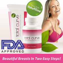 👚 TOTAL CURVE™ [ Supplement + Gel ]👚 NATURAL Breast Lift  👚