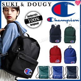 【SG DISTRIBUTOR】100% AUTHENTIC ★ CHAMPION BACKPACK ★ GYM drawstring bag luggage travel bag