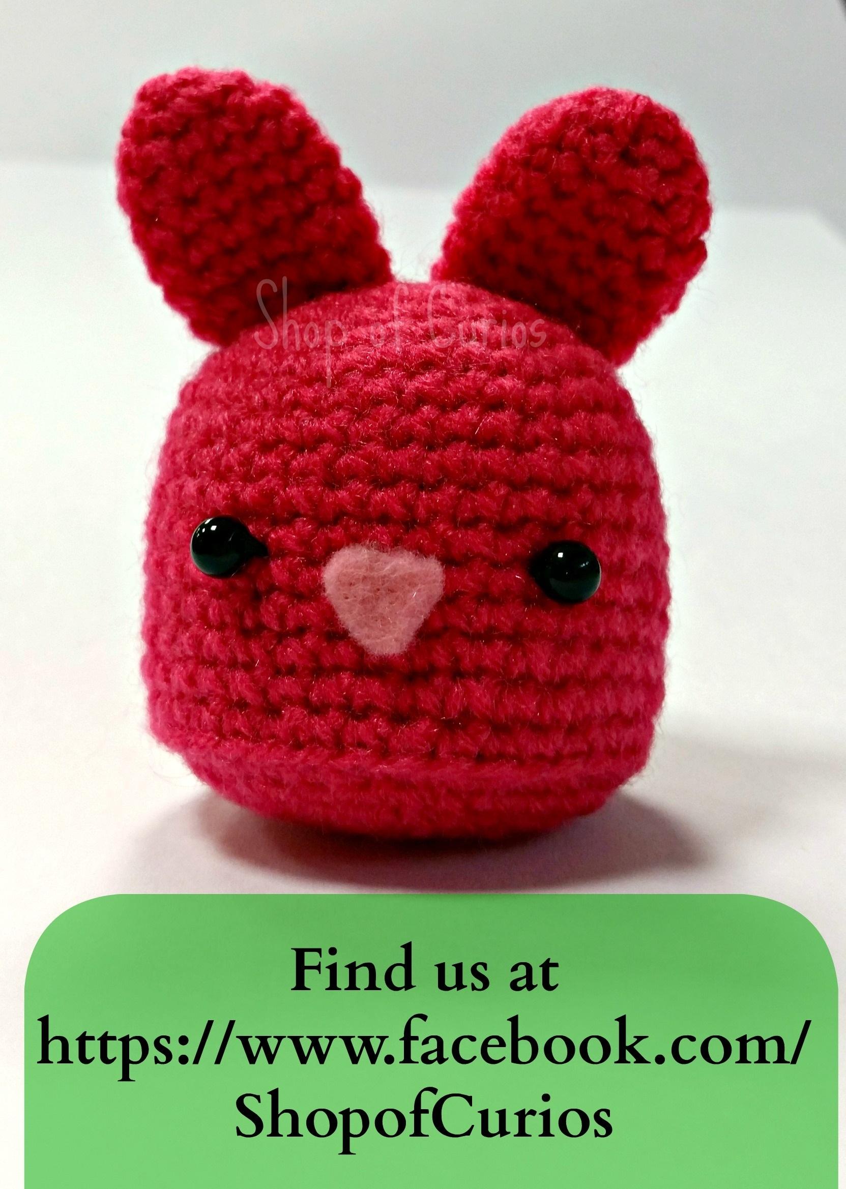 Adorable rabbits to crochet | 2338x1663