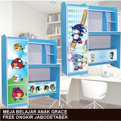 Qoo10 Meja Belajar Anak Furniture Dekorasi