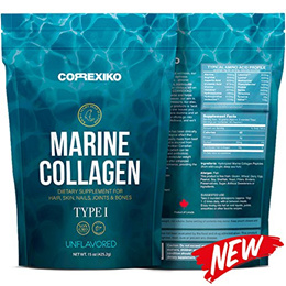 Premium MARINE Collagen Peptides - Our MISSION: Supply the Highest Quality, Most Affordable, Vital P