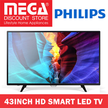 PHILIPS 43PFT6150S 43INCH FULL HD SMART SLIM LED TV / LOCAL WARRANTY