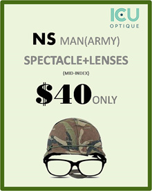[OptiqueICU] ARMY NS MEN Spectacles and Frame at $35!!!! Twist  and Bend without Breaking!