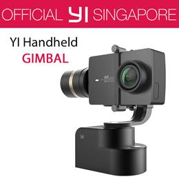 [Official XiaoYi SG] YI 3-Axis Handheld Gimbal* Suitable for YI 4K XiaoMi YI Action Camera/SJCAM