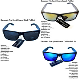 Kacamata Cowok Sunglasses Sport Gioarm 725949a0b2