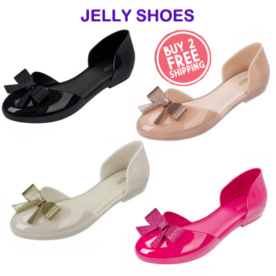 ffea0325f1 BUY 2 FREE SHIPPING Jelly Shoes women shoes Summer sandals flats