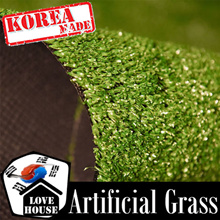 ★KOREA No.1 Turf grass★ Artificial Grass Korean wallpaper floor sheet grass mat Korean furniture