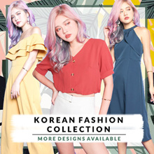 11/2/19 updates★Buy 3 Free Qxpress★NEW DESIGN!★Korean Fashion Series/★Womenswear★Kstyle★Dress/Top
