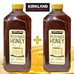 kirkland signature pure clover honey 커클랜드 미국 클로버 허니 벌꿀 2.27kg 2개세트