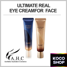 FIRST PRIZE EYECREAM IN KOREA! ▶A.H.C◀Never Before Price▶1+1◀ULTIMATE REAL EYE CREAM For Face