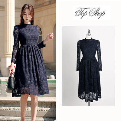 Chicline Clic O 19 S Xl Size Korean Dress
