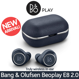 Bang and Olufsen Beoplay E8 2.0 Truly Wireless In-Ear Earphones Qi Charging