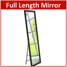 150cm*38cm Full Length Mirror Pine Wood Frame