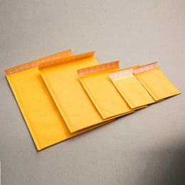 Kraft Paper Bubble Wrap Envelope With Peel Seal Flap Shipping Courier Delivery Packaging Materials