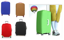 Korea STRETCHABLE Luggage Protector [Updated 03/11/2016] TYPE IN SIZE S/M/L ~ 20/24/28 Inch